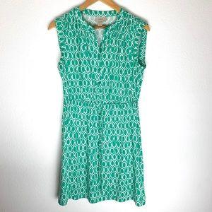 Ann Taylor LOFT Petite Small Pattern Dress